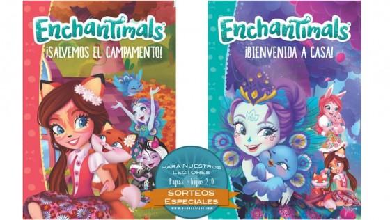 ¡Sorteo de libros de Enchantimals!