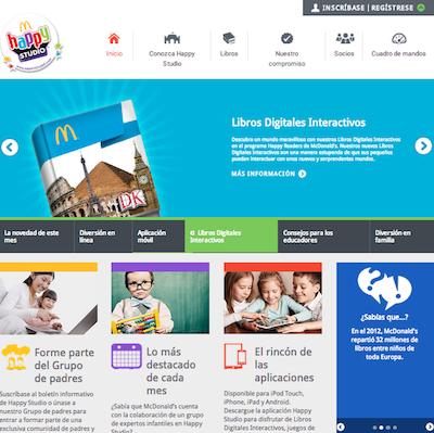 descargar libros digitales interactivos happy meal