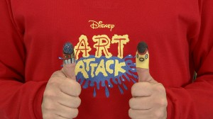 Art Attack de Disney Channel