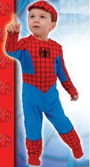 Disfraz Spiderman Bebé