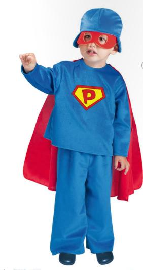 Disfraz Super Pocoyó