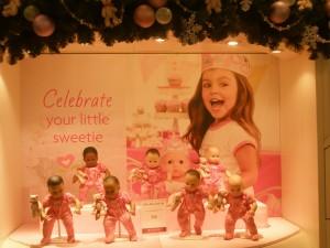 Celebraciones de Cumpleaños en el American Girl Place Nueva York