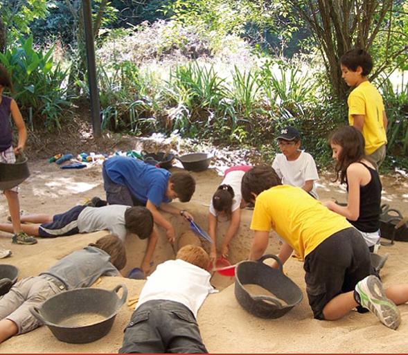 actividad niños