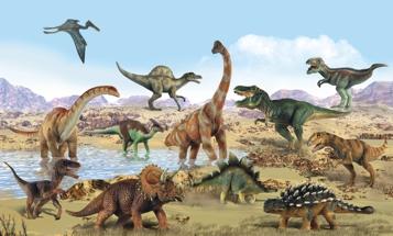 Dinosaurios Schleich