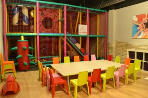 lugares para fiestas infantiles