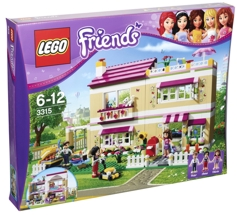 LEGO Friends Casa de Olivia
