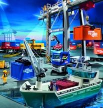 PLAYMOBIL Set Cargo