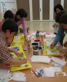 Visitas taller familias