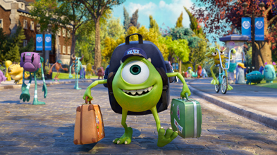 MONSTERS UNIVERSITY estrenos de cine verano 2013
