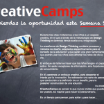 Plan niños Madrid: CreativeCamps Semana Santa