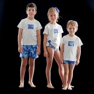 Kerala Moda bañadores para niños y niñas