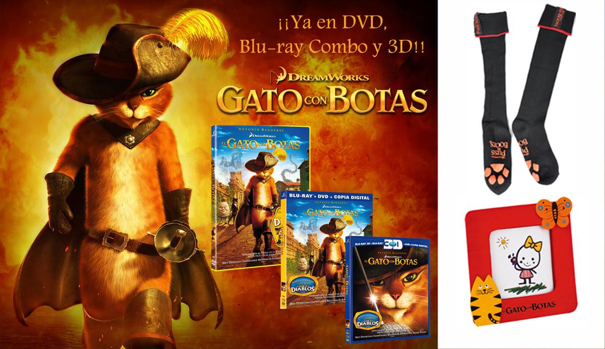 EL GATO CON BOTAS Y LOS TRES DIABLOS