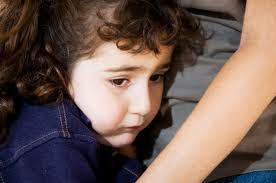timidez en los niños