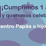 Especial San Isidro para los papás vengáis juntos al Encuentro de Papás e hijos 2.0