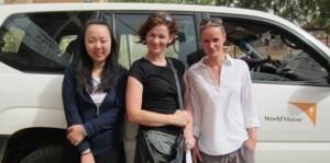 Mamás que han viajado a Níger