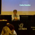 Carlos González y la alimentación infantil en el Encuentro de Papás e hijos 2.0