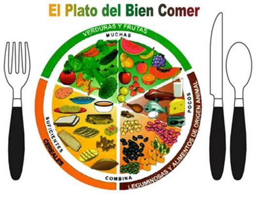 Plato del buen comer