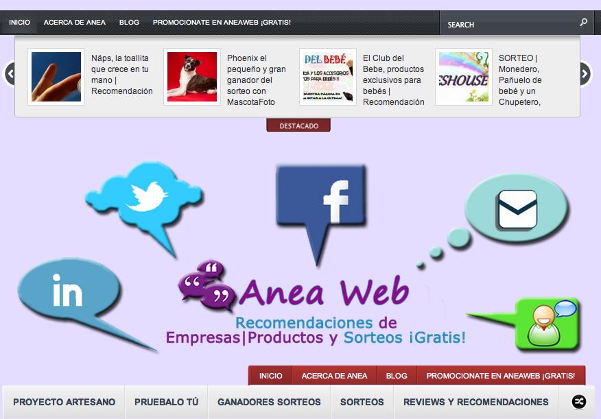 Anea web