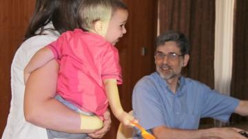 El pediatra Carlos González y la alimentación infantil