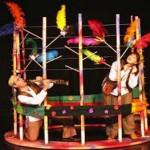 Murmullos, teatro sonoro para bebés y niños