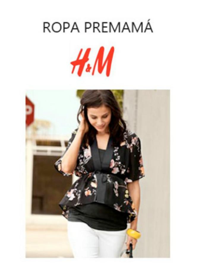 código promocional 324a2 a1385 Ropa para embarazadas de H&M | Ropa premamá H&M