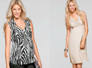 Vestidos para embarazadas de H&M