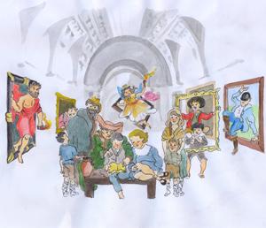 Museos con niños Visitas en familia al Museo del Prado