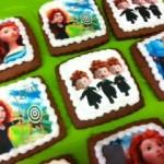 ¡Gana unas galletas sin gluten, decoradas con los personajes de Brave!