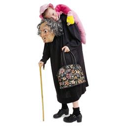 Halloween Disfraces Caseros Para Ninas - Como-hacer-un-disfraz-casero-para-halloween