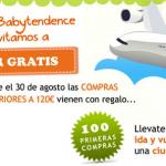 ¡Promoción VUELOS GRATIS con Babytendence!