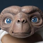 ET El Extraterrestre inmortalizado en Madame Tussauds