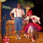 """Sorteo: Te invitamos a disfrutar de """"Las Aventuras de Mandarina y Serafín"""" #planniños #Madrid"""