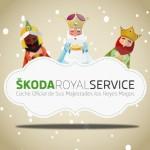 ¡Escribe la carta a los Reyes Magos con ŠKODA Royal Service y gana premios!