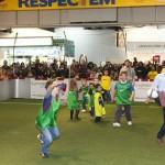 Actividades para niños en El Festival de la Infancia en Montjuïc