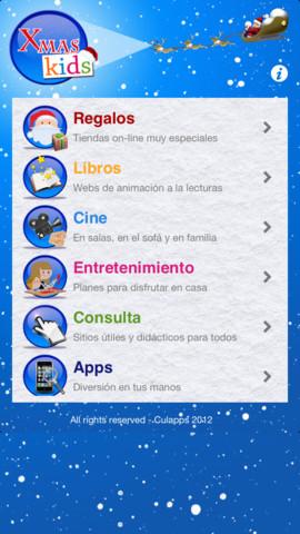 Xmas Kids app gratis