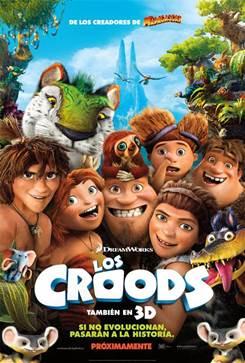 Los Croods 3D
