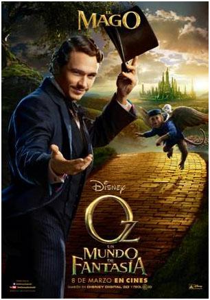 Oscar Diggs, alias Oz