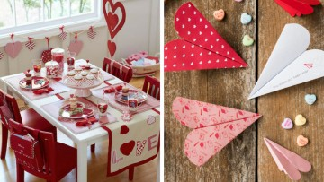 Fiesta de San Valentín e ideas para celebrar con niñ@s
