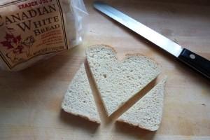 sandwich corazon