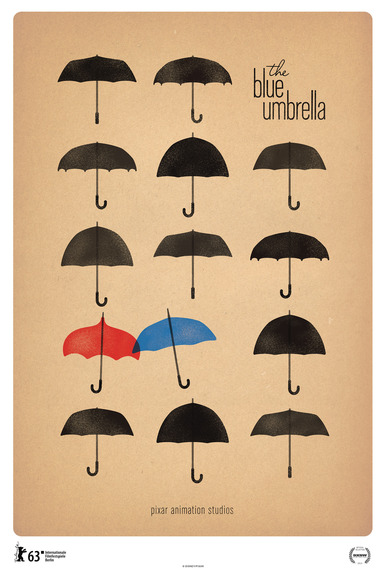 the blue umbrella pixar