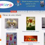 Chiquiarte, un museo virtual infantil