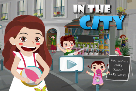 Clara City app gratis niños