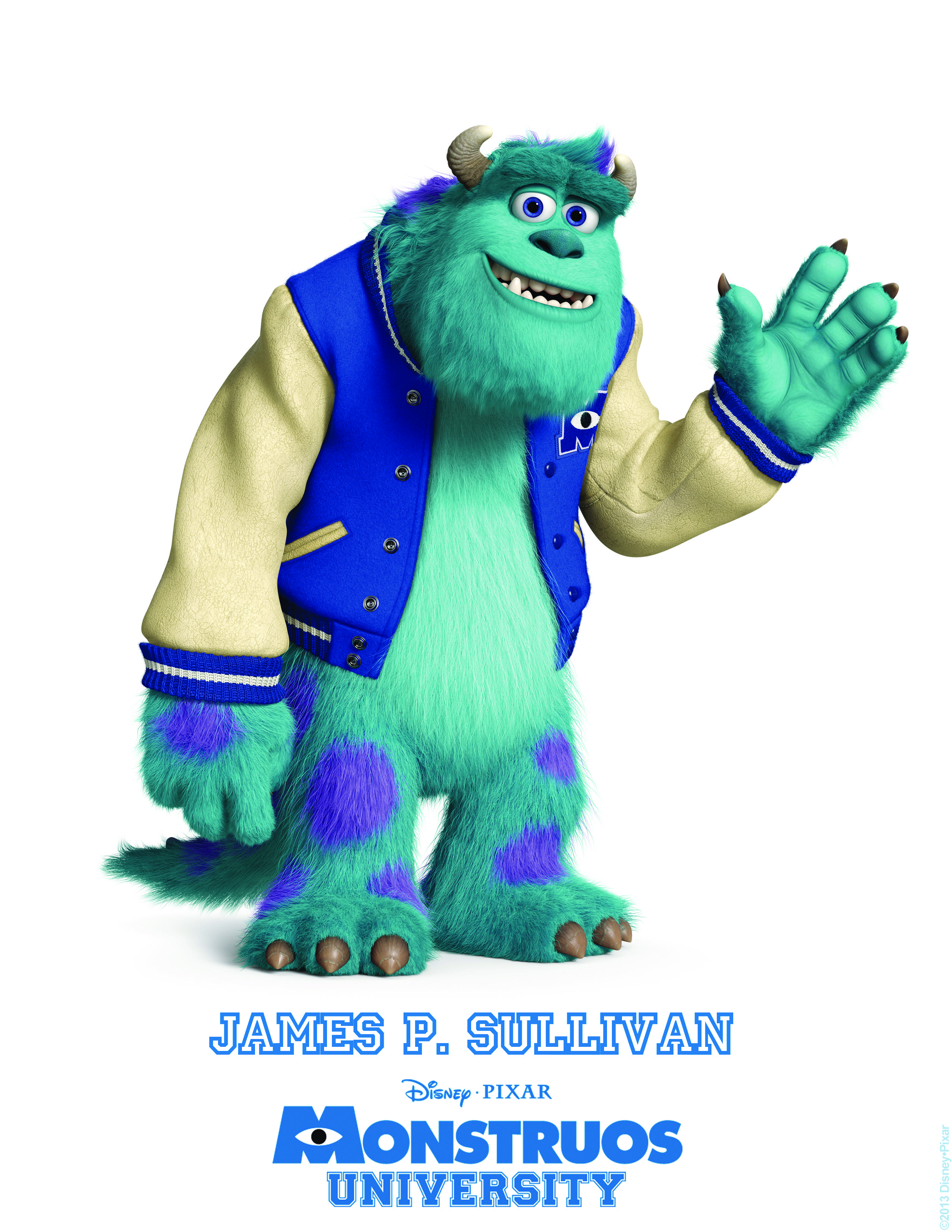 Sulley Monstruos University