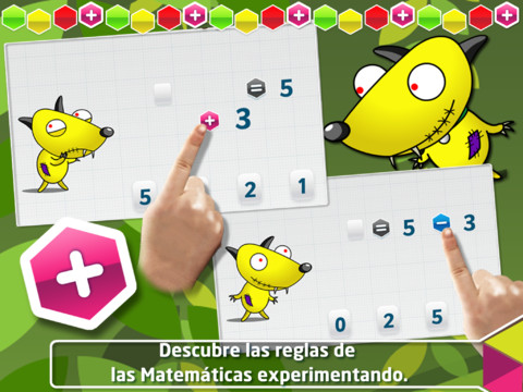 app educativa niños para aprender mates numerosity
