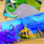 Snappybook Kids, participa y haz que tu hijo sea el protagonista del cuento