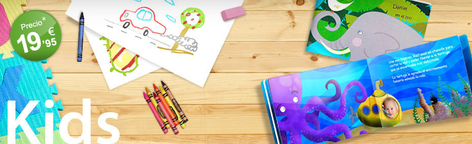 libros fotograficos personalizados para niños snappybooks kids