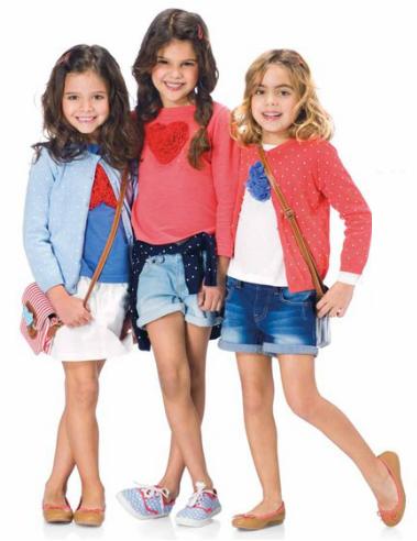 ropa niñas barata