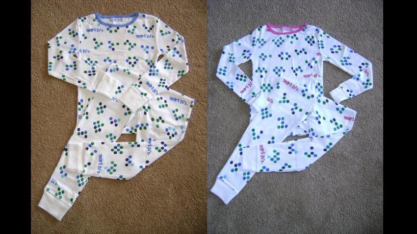 Smart PJs: pijamas interactivas para niñ@s