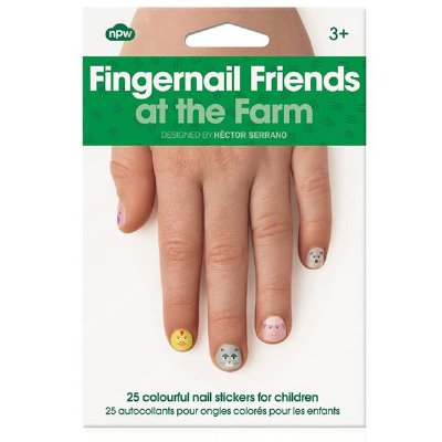 finger nail friends