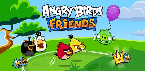 Angry Birds Friends app gratis